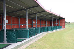 Moray driving range